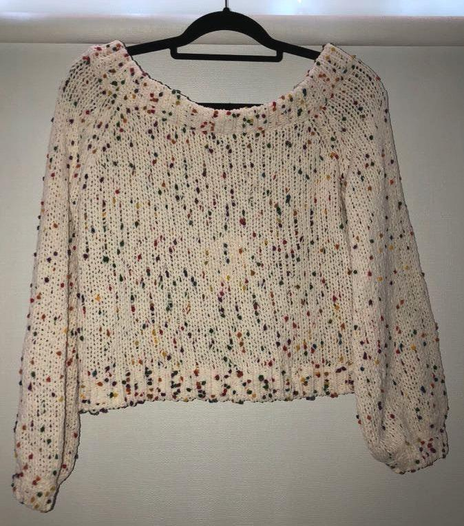 Wild Honey New With Tags Confetti Sweater