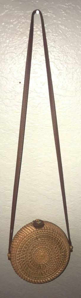 SheIn Woven Crossbody Bag