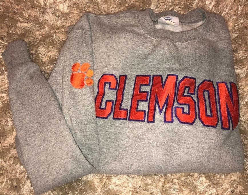 Champion Clemson Sweatshirt