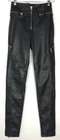 Tiger Mist Leather Pants