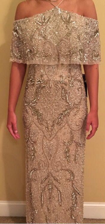 Aidan Mattox Formal Or Prom Dress