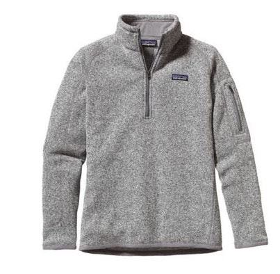 Patagonia Womens Sweater 1/4 Zip Fleece