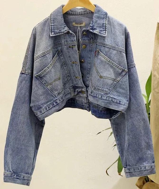 Korean Denim Jacket