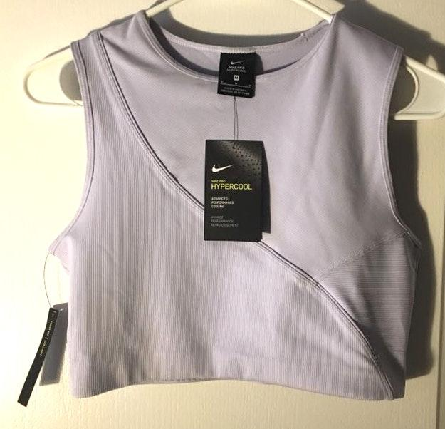 Nike Workout Crop Top