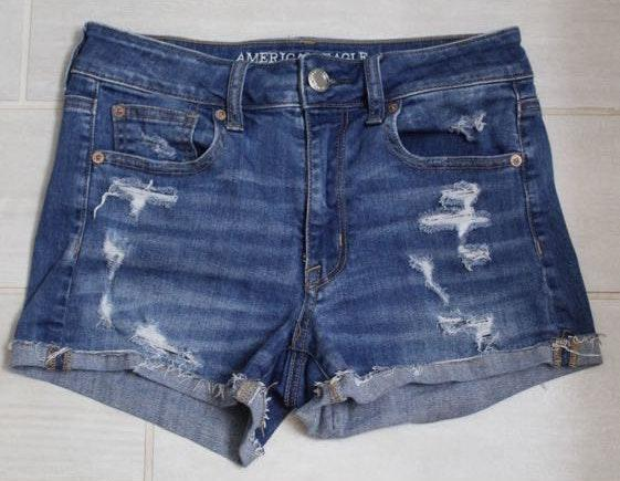 American Eagle Outfitters aeo denim shorts