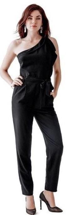 Guess New Black jumpsuit