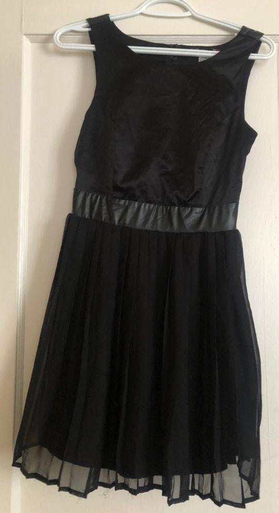 Trixxi Black Cocktail Dress