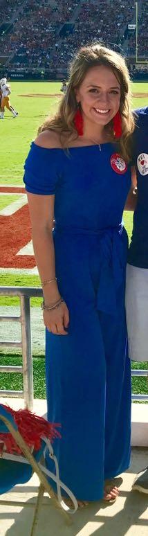 Nordstrom Blue Romper