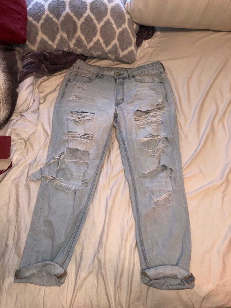 American Eagle Outfitters Tomgirl Jeans