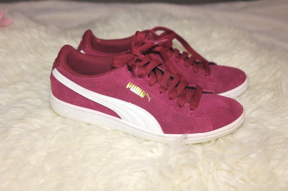 PUMA suede Women Sneakers