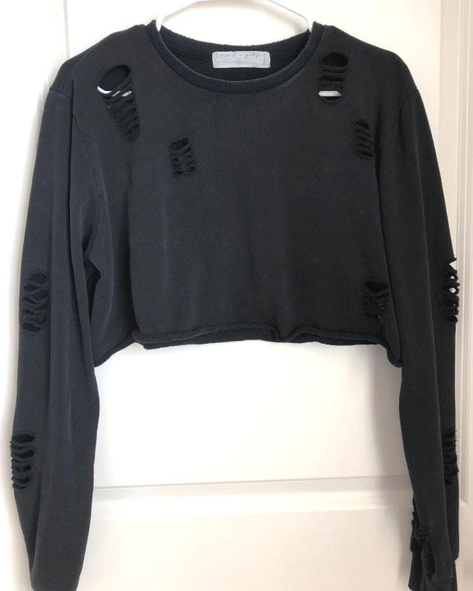 LF cropped Sweatshirt