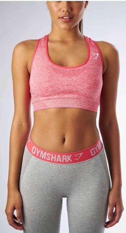 Gymshark Seamless Sports Bra