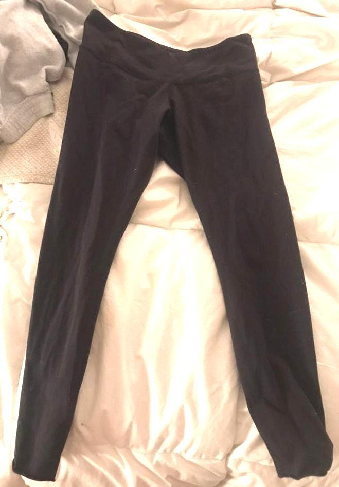 Lululemon Plain Black
