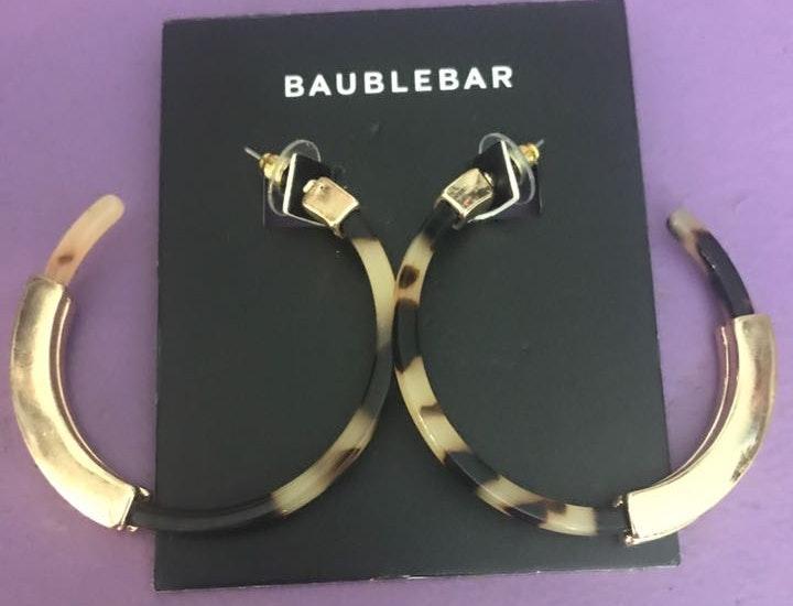 BaubleBar Hoops