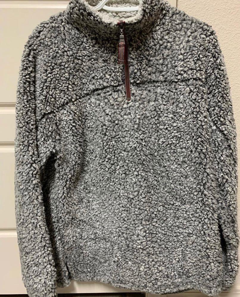 True Grit Men's Pullover