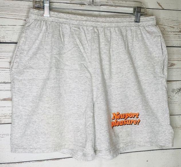 Hanes Vintage 90s Newport Pleasure Shorts