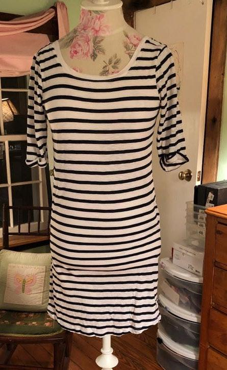 Splendid Striped Dress