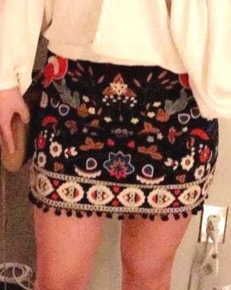 Umgee Skirt