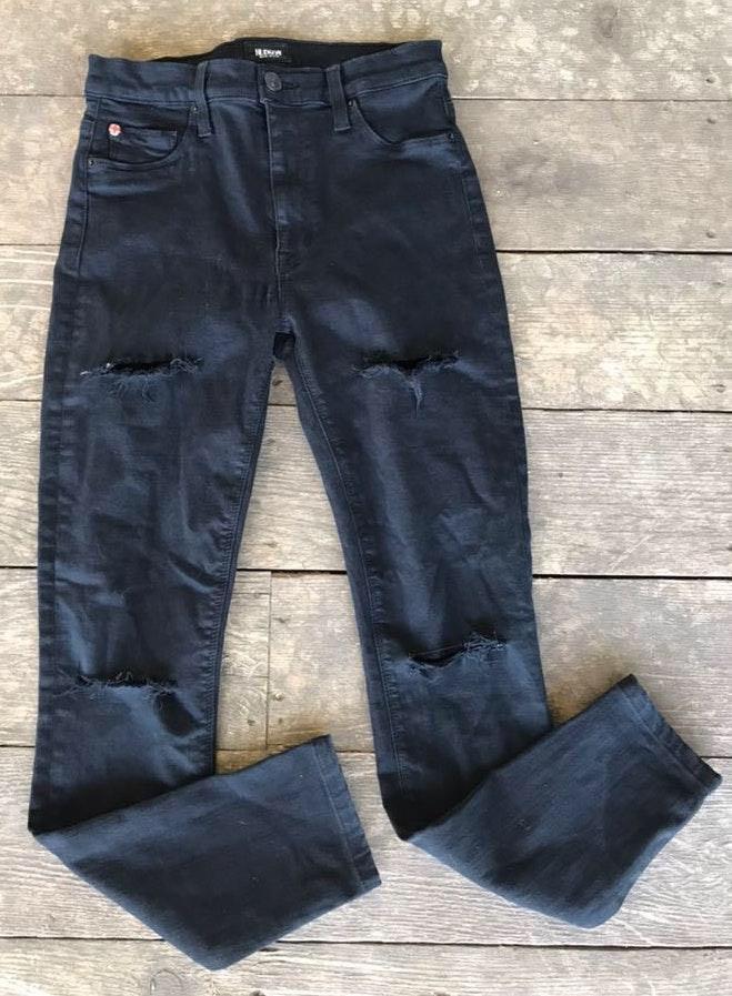 Hudson Jeans Barbara High Waisted Super Skinny