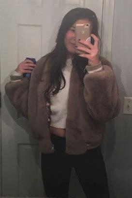 Style Exchange Fur Jacket