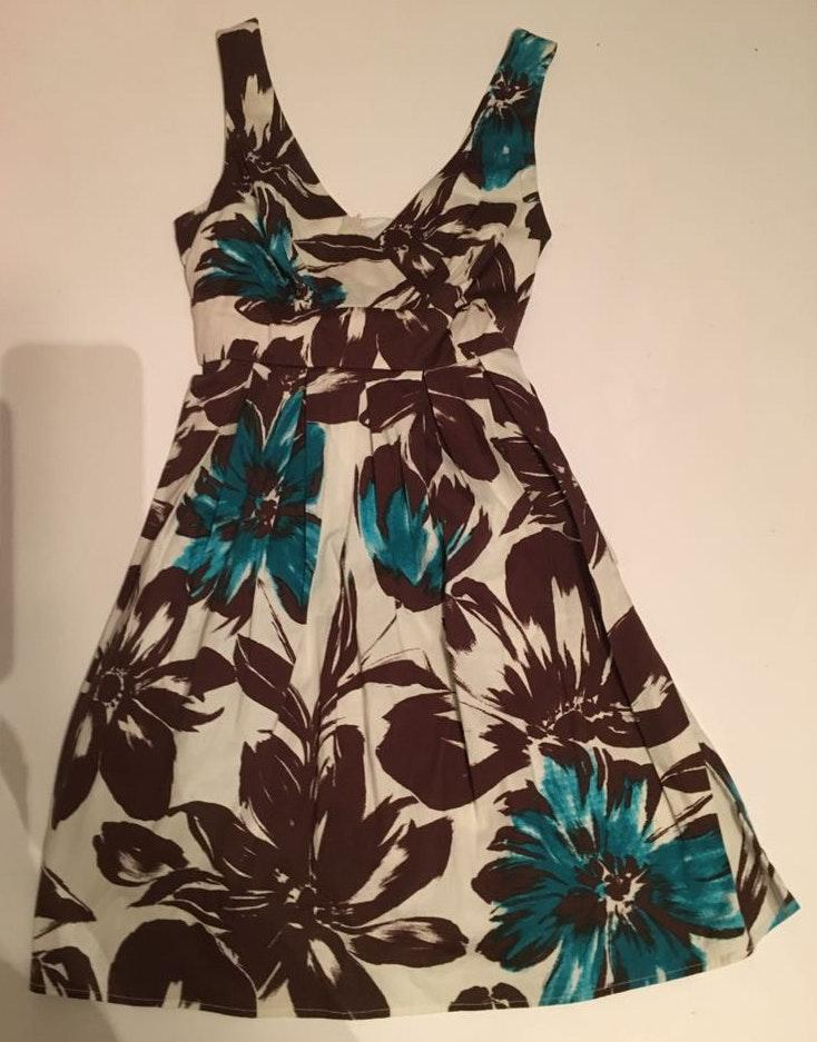 Maurice's Floral Print Summer Dress