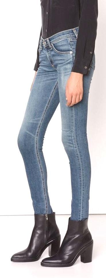 Rag & Bone BARONS Skinny Jeans
