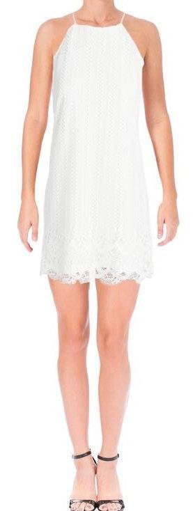 Bloomingdales Lace Slip Dress